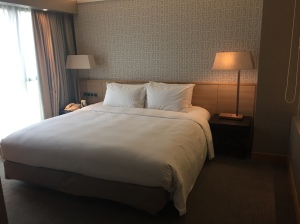 Big bed! I like!