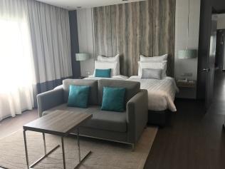 Premium twin beds