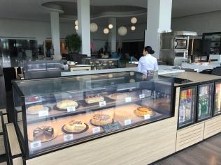 Lobby bakery