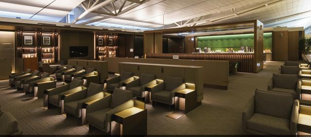 Asiana Business Lounge